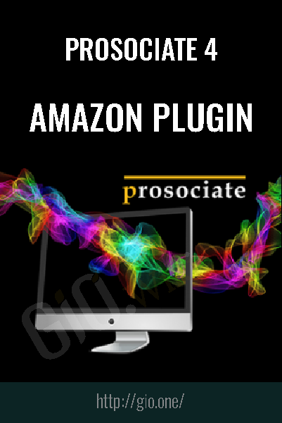 Amazon Plus Ebay Edition - Prosociate 4