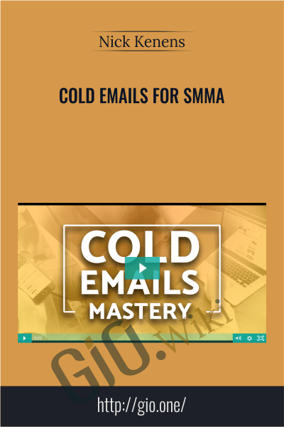 Cold Emails for SMMA - Nick Kenens