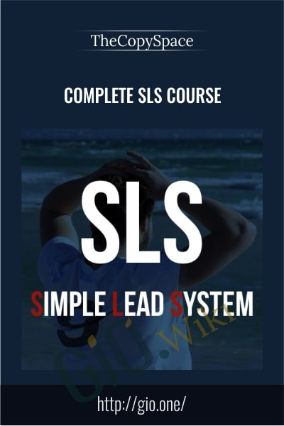 Complete SLS Course - The Copy Space