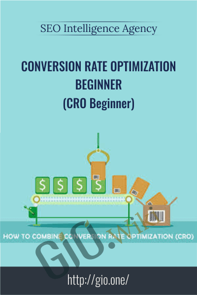 Conversion Rate Optimization Beginner (CRO Beginner) - SEO Intelligence Agency