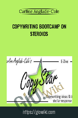 Copywriting Bootcamp on Steroids – Carline Anglade-Cole