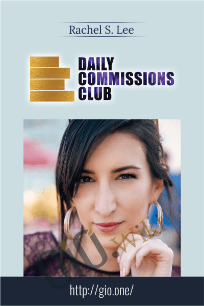 Daily Commissions Club - Rachel S. Lee