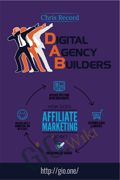 Digital Agency Builders - Chris Record