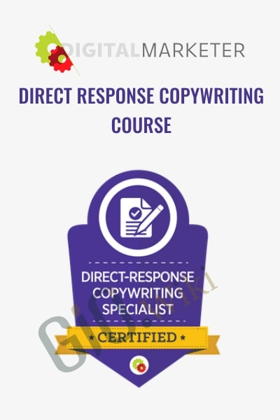 Direct Response Copywriting Course - Pam Foster