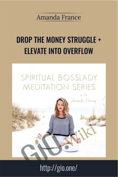 Drop the Money Struggle + Elevate into Overflow - Amanda France