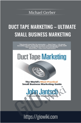 Duct Tape Marketing - Ultimate Small Business Marketing – Michael Gerber