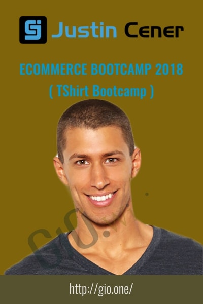 Ecommerce Bootcamp 2018 ( TShirt Bootcamp )