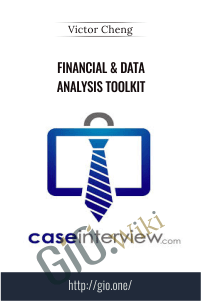 Financial & Data Analysis Toolkit - Victor Cheng