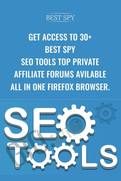 SEO Tools Collection - Best Spy