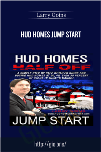 HUD Homes Jump Start – Larry Goins