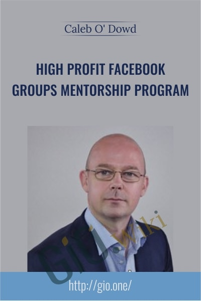 High Profit Facebook Groups Mentorship Program