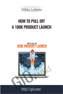 How To Pull Off A 100k Product Launch – Nikko Lobato