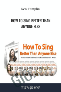 How To Sing Better Than Anyone Else – Ken Tamplin Vocal Academy