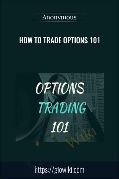 How to Trade Options 101