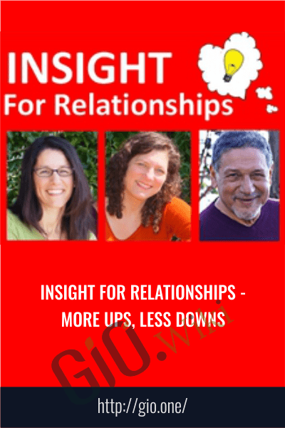INSIGHT for Relationships - More Ups, Less Downs - InSight