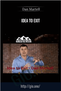 Idea To Exit – Dan Martell