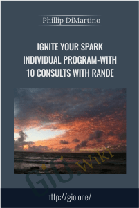 Ignite Your Spark Individual Program-with 10 consults with Rande - Phillip DiMartino