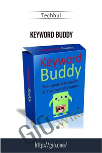 Keyword Buddy - Techbul