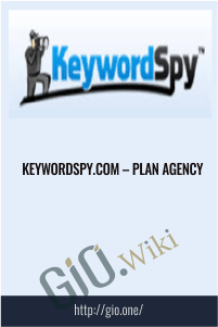 Keywordspy.com – Plan AGENCY