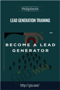 Lead Generation Training – PhilipSmith