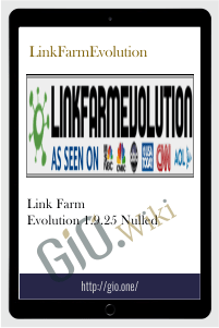 Link Farm Evolution 1.9.25 Nulled - LinkFarmEvolution