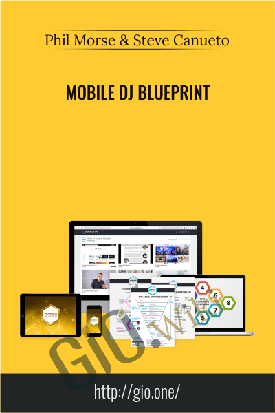 Mobile DJ Blueprint - Phil Morse & Steve Canueto