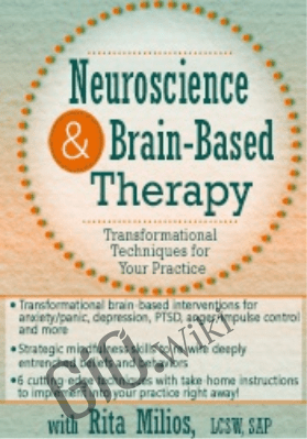 Neuroscience and Brain-Based Therapy: Transformational Techniques for Your Practice - Rita Milios