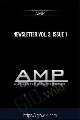 Newsletter Vol. 3, Issue 1 - AMP