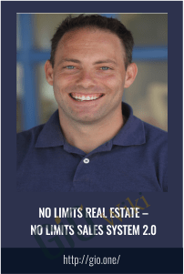 No Limits Real Estate – No Limits Sales System 2.0