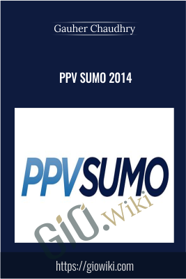 PPV Sumo 2014 - Gauher Chaudhry