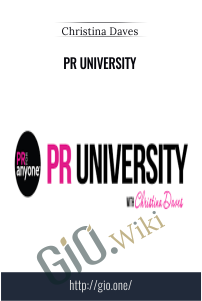 PR University - Christina Daves