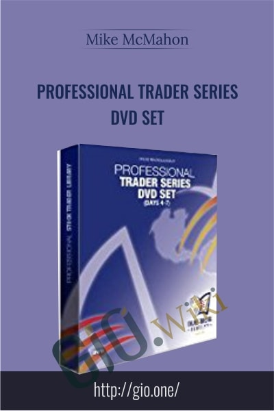 Professional Trader Series DVD Set - Mike McMahon