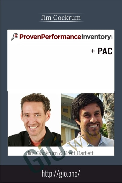 Proven Performance Inventory + PAC - Jim Cockrum