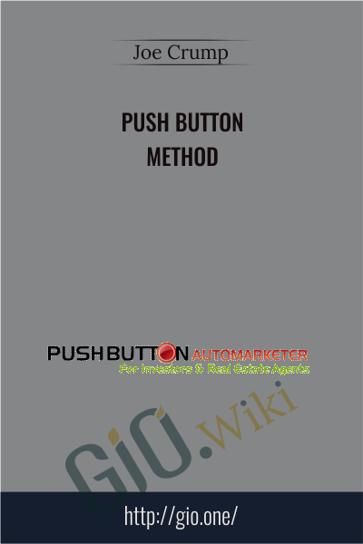 Push Button Method - Joe Crump