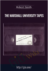 The Marshall University Tapes – Richard Bandler