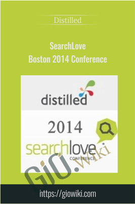 SearchLove Boston 2014 Conference – Distilled