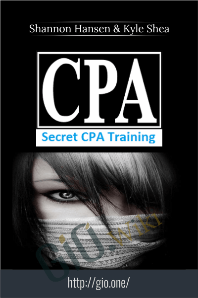 Secret CPA Training - Shannon Hansen and Kyle Shea