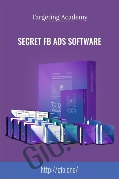 Secret FB Ads Software - Targeting Academy