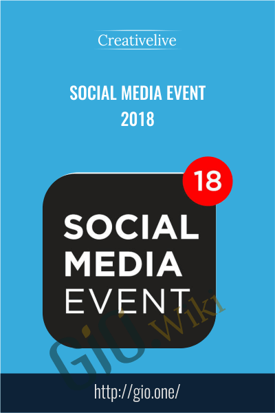 Social Media Event 2018 - Creativelive