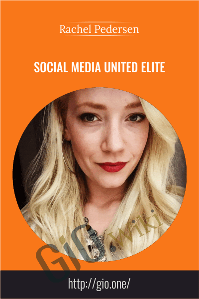 Social Media United Elite - Rachel Pedersen