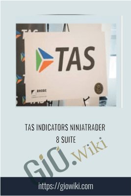 TAS Indicators NinjaTrader 8 Suite