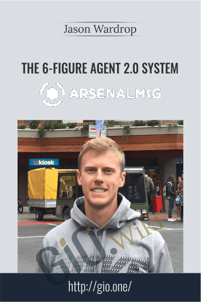 The 6-Figure Agent 2.0 System - Jason Wardrop