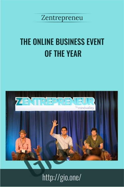 The Online Business Event of the Year - Zentrepreneur
