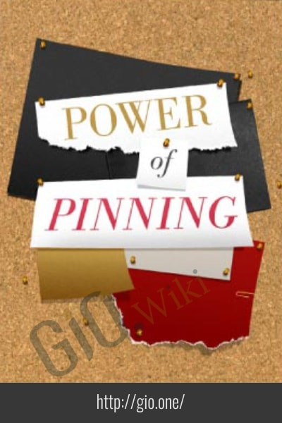 The Power of Pinning - Melanie Duncan