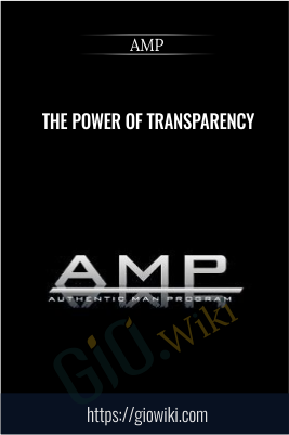 The Power of Transparency - AMP