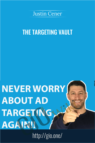 The Targeting Vault - Justin Cener