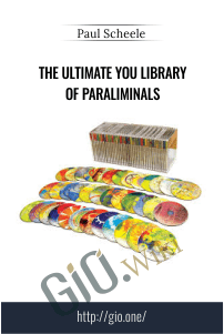 The Ultimate You Library of Paraliminals –  Paul Scheele