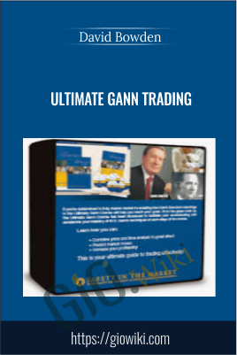 Ultimate Gann Trading - David Bowden