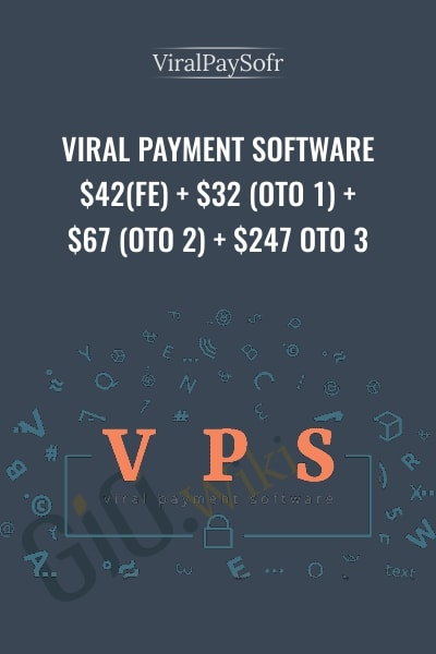 Viral Payment Software - VPS