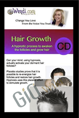 Hair Growth Hypnosis – Wendi Friesen
